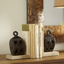 Online Designer Combined Living/Dining Hoist Bookends