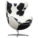 Online Designer Bedroom Inner Chair Pony Hide