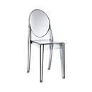 Online Designer Bedroom Fine Mod Imports FMI1127smoke Smoke Side Chair, Smoke