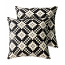 Online Designer Combined Living/Dining Wadsworth Throw Pillow (set of 2)