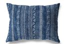 Online Designer Combined Living/Dining Couturier Rectangular Lumbar Pillow