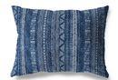 Online Designer Combined Living/Dining Couturier Rectangular Lumbar Pillow