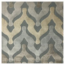 Online Designer Kitchen Upholstery Fabric - Leicester - Glacier - Cut Velvet Home Decor Upholstery, Drapery, & Pillow Fabric