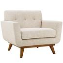 Online Designer Bedroom Beige Armchair
