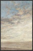 Online Designer Living Room Cloud Dance Framed Painting Print on Canvas