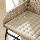 Online Designer Combined Living/Dining Bailey Woven Stools