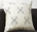Online Designer Living Room fini pillow with feather-down insert