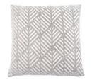 Online Designer Living Room Darren Geometric Design Square Throw Pillow
