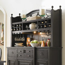 Online Designer Combined Living/Dining Summer Hill Bar Hutch