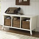 Online Designer Bathroom Lewisetta Entryway Storage Bench