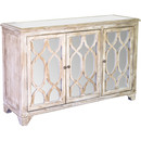 Online Designer Dining Room Alannah Mirrored Sideboard