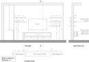Online Designer Living Room Built-in shelves