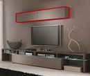 Online Designer Living Room Wall mounted shelves