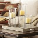 Online Designer Living Room 3-Piece Cylinder Candleholder Set