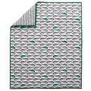 Online Designer Bedroom Later Gator Baby Quilt.