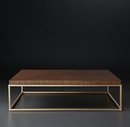 Online Designer Living Room Nicholas Square Coffee Table
