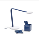 Online Designer Business/Office Navy Limber LED Task Lamp