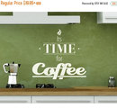 Online Designer Business/Office Coffee wall decal