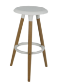 Online Designer Business/Office Hemi Stool