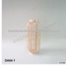 Online Designer Business/Office Creative design natural bamboo lantern
