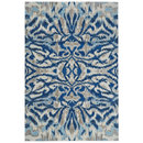Online Designer Combined Living/Dining Beach Channel Blue Haze Area Rug