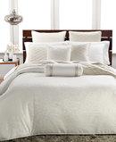 Online Designer Bedroom Woven Texture King Comforter