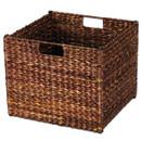 Online Designer Bedroom Banana Leaf Storage Basket by Household Essentials