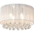 Online Designer Kitchen Favreau 4 Light Flush Mount by Mercer41