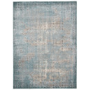 Online Designer Dining Room Karma Blue Area Rug by Nourison