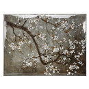 Online Designer Dining Room Blossoming Petals - Glass Coat