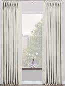 Online Designer Dining Room Pinch Pleat Drapes