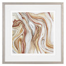 Online Designer Bedroom Watercolor Agate 2 - Limited Edition