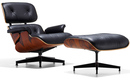 Online Designer Home/Small Office Eames Lounge Chair and Ottoman
