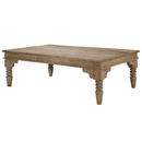 Online Designer Combined Living/Dining Elm Wood Coffee Table