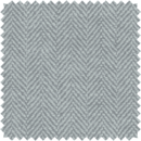 Online Designer Bedroom Drapery for big window glass (Herringbone-Mist)