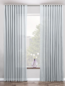 Online Designer Bedroom (White Sheer) curtain for big door glass