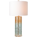 Online Designer Home/Small Office Glass Table Lamp
