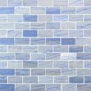 Online Designer Living Room Blue Macauba 2x4 Polished Marble Tile
