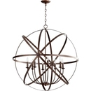 Online Designer Living Room Quorum International 6009-8 Celeste 8 Light 33
