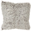 Online Designer Living Room Juneau Faux Fur Throw Pillow
