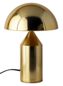 Online Designer Combined Living/Dining Atollo Table Lamp - Brass