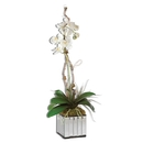 Online Designer Living Room White Orchids