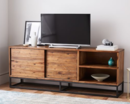Online Designer Living Room Logan Industrial Media Console