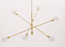 Online Designer Living Room Mobile Chandelier - Grand