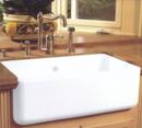 Online Designer Kitchen Single-Bowl Fireclay Apron Sink