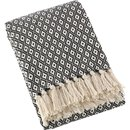 Online Designer Bedroom Ketner Diamond Weave Soft Cotton Throw by Varick Gallery