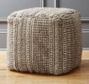 Online Designer Combined Living/Dining profile pouf