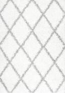 Online Designer Living Room COLONA WHITE/GRAY AREA RUG