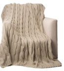 Online Designer Combined Living/Dining Khaki Throw