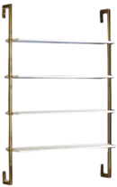 Online Designer Home/Small Office Olivia Wall Mounted Shelves